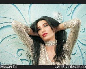 Utterly gorgeous ! erotic black-haired transgender princess !